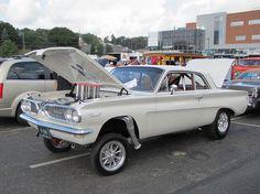 1961 Pontiac Tempest Gasser