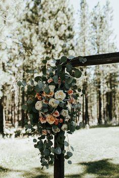 Chalet View Lodge wedding   Photo by Kay Kroshus