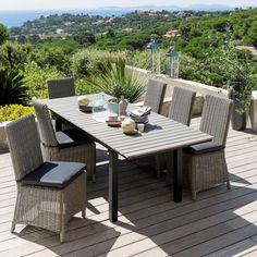 Un salon de jardin lounge, Casa | Gazébo | Pinterest | Garden ...