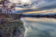 Indian Head on Lewis Smith Lake in Cullman County Alabama.