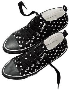 COMME des GARÇONS X H Polka Dot Shoes