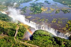 Victoria Falls - Zambia/Zimbaue