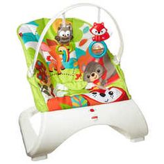 Fisher-Price Woodland Friends Comfort Curve Bouncer