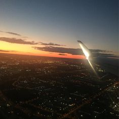 These views never get old! Sunset from a flight about 2 months ago. #nature #sunset #flightphotography #viewfromthetop #naturephotography