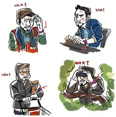 """Watch """"Iron Man 3"""" closely and you'll see Tony casually wearing the Dora the Explorer watch in many scenes... (art by pancakiest)"""