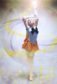 Sailor Venus. Cosplay