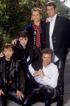Music Icon, Pop Music, Mens Leather Pants, 80s Pop, New Romantics, Brad Pitt, Angelina Jolie, Dream Team, Leather Fashion