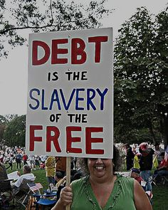 AMERICAN DEBT SLAVE CLICK PICTURE TO WATCH Fiat Empire: Why The Federal Reserve Violates The U.S. Constitution infowars.com BECAUSE THERE'S A WAR ON FOR YOUR MIND