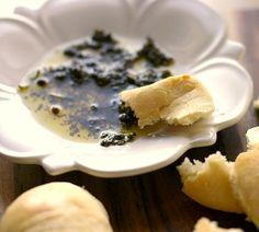 Carrabba's Copycat Recipe: Italian Bread Dip   Garlic, Parmesan and Basil Italian Bread Dip