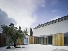 Knocktopher Friary, by ODOS Architects.
