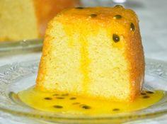 Bolo de Maracuj� 10 - Veja mais em: http://www.cybercook.com.br/receita-de-bolo-de-maracuja-10.html?codigo=115210