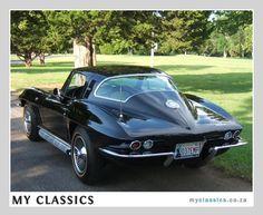 1965 CHEVROLET CORVETTE STING RAY  classic car