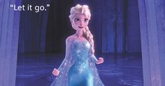 I got Let it Go! Which Disney Quote Should be Your Life Motto? | Oh My Disney