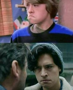 Apr 2020 - te reto a leer esto ________⊗________ •Hecha• •Terminad… Fanfic Cole M Sprouse, Cole Sprouse Friends, Sprouse Bros, Cole Sprouse Funny, Cole Sprouse Jughead, Dylan Sprouse, Riverdale Series, Bughead Riverdale, Riverdale Funny