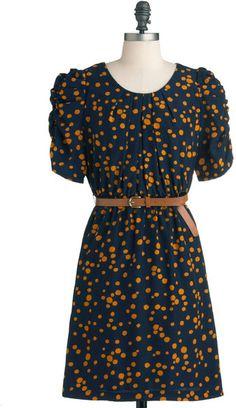 I Dapple in Art Dress