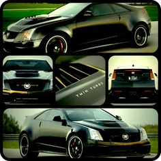 1200BHP Hennessy Cadillac CTS Coupe