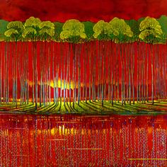 Crimson Ovation by Ford Smith