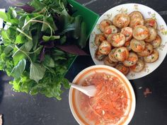 Rollos de papel de arroz vietnamita receta luke nguyen chef