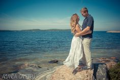 Engagement / Save the Date Photography : Parry Sound, Ontario [ Toronto, Ontario ]