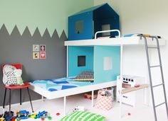 Modern Bunk Beds « Spearmint Baby