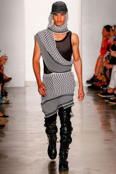 Fierce Fortune Teller Menswear - The Alexandra Moura Spring/Summer 2013 Collection is Mystical (GALLERY)