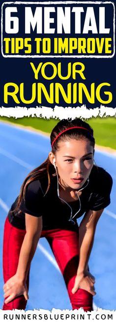 6 Mental Training Tricks for Achieving Running Success — Runners Blueprint Fitness Tips, Health Fitness, Public Speaking Tips, Interval Running, Keep Running, Singing Tips, Running Motivation, Family First, Marathon Training