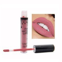 Foonbe Brand Lips - Matte Lip Gloss (15 Unique Colors)