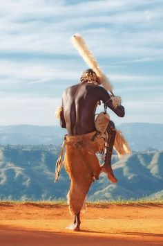 Zulu Dancer, South Africa