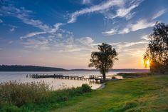 Necko lake by Adam Bajkowski on 500px