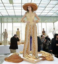 AltaRoma 2015: Gattinoni e l'era della food coutur...