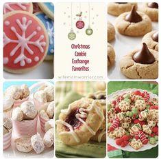 Christmas Cookie Exchange Favorites