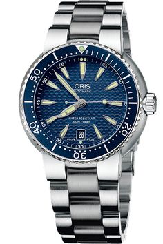 Oris Divers Date #luxurywatch #Oris-swiss Oris Swiss Watchmakers Pilots Divers Racing watches #horlogerie @calibrelondon