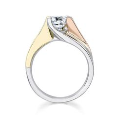 barkev s tri color engagement ring 7171ltw i now