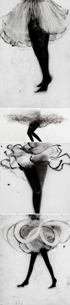 A lady is a girl, that still loves to twirl... (Not Twerk)