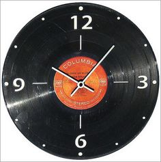 Vinyl Record Clock Price: $38 Add a little retro charm to your home with this wall clock. There are four options for the record rock, soul, jazz and 1980s.