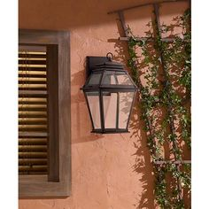 "Northbrook 15 3/4"" High Bronze LED Outdoor Wall Light"