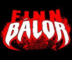 Finn Balor logo - NXT