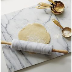 French Kitchen Marble Rolling Pin with Stand - Image 5 of 13