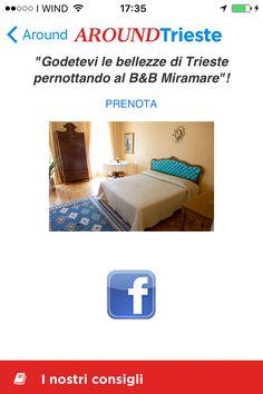 Bed&Breakfast Miramare ..Ottima posizione...a pochi minuti dal centro città e dal Castello di Miramare... www.vialemiramare55.com