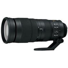 Nikon 200-500mm f/5.6E ED AF-S VR Zoom Nikkor Lens - U.S.A. Warranty