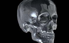 skull wallpaper desktop background imagem caveira19