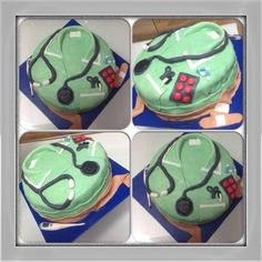 Nurse cake...