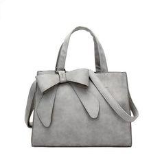 c32c6311e7 Soft Bolish Women Bowknot Vintage Shoulder Bag Women s Handbags