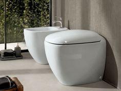 POZZI GINORI Citterio #Vaso a #terra. #bagno #sanitari http://www.therapy4home.com/shop/pozzi-ginori-citterio-vaso-a-terra-75331/