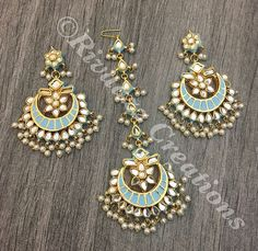 Fulfill a Wedding Tradition with Estate Bridal Jewelry Indian Jewelry Earrings, Indian Wedding Jewelry, India Jewelry, Jewelry Shop, Bridal Jewelry, Jewelery, Jewelry Design, Fashion Jewelry, Gold Jewellery
