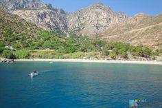 Trapalou beach, Ikaria island, Greece