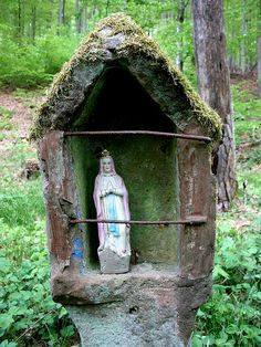 Altars: Outdoor #Shrine.