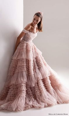 Formal Dresses, Wedding Dresses, Gown Wedding, Princess Wedding Gowns, Romantic Princess, A Line Bridal Gowns, Wedding Skirt, Princess Ball Gowns, Couture Wedding Gowns