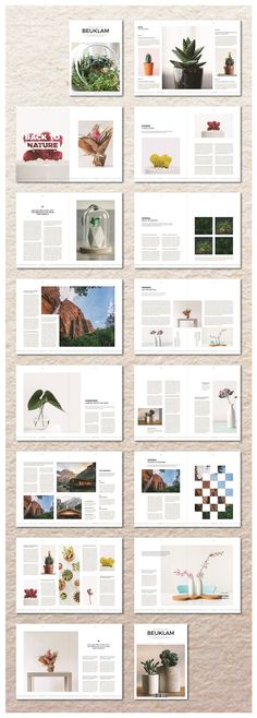 Beuklam Magazine by MA-KING_ART on @creativemarket