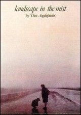 CINE(EDU)-270. Paisaje en la niebla. Dir. Theo Angelopoulos. Grecia, 1988. Drama. Dous nenos gregos que buscan o seu pai emprenden unha viaxe cara a Alemaña, durante o cal encontrarán o ben e o mal, a verdade e a mentira, o amor e a morte, o silencio e o verbo. http://kmelot.biblioteca.udc.es/record=b1438192~S1*gag